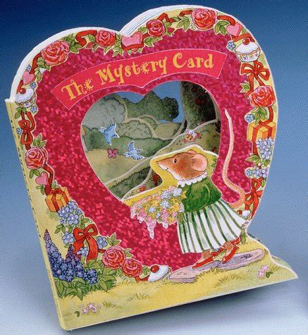 a mysterious valentines card window card usa