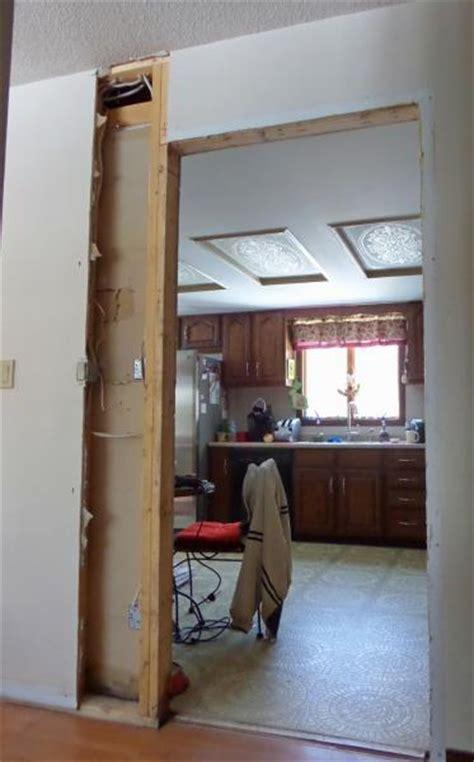 decide   kitchen doorway doityourselfcom