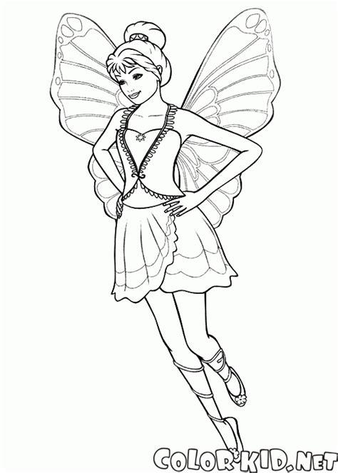 canilla dibujos colorear hadas disney dibujos de malvorlagen fairy mistress