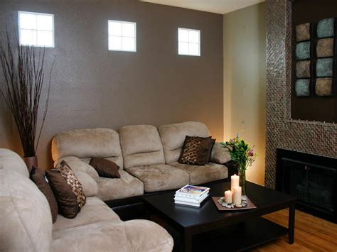 living room brown photo page hgtv