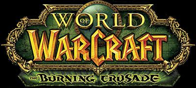 Patch Tbc Logo world of wacraft the burning crusade wowexpansionideas