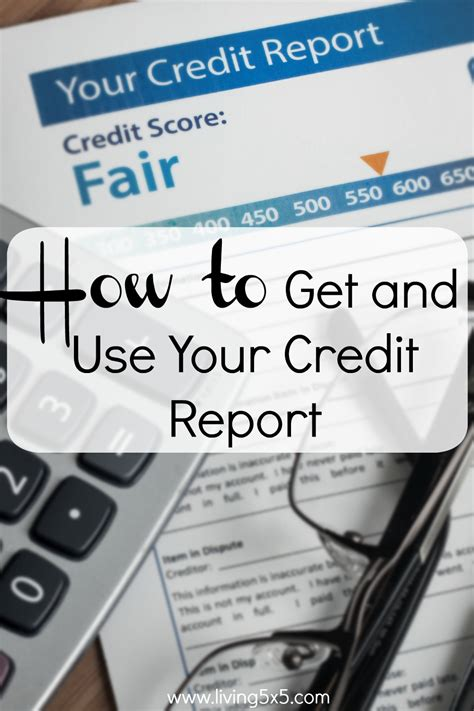 How To Get Records Your Credit Report How To Get And Use Your Credit Report Happiness Matters