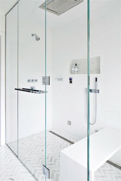 how to clean marble bathroom floor chevron shower floor contemporary bathroom clean