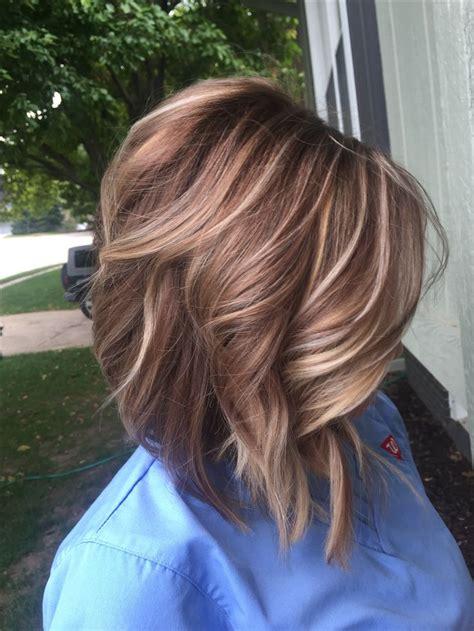 caramel color highlights best 25 fall hair highlights ideas on fall