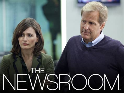 The News Room by Hbo S The Newsroom To End After Third Season