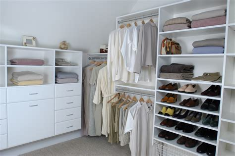 Walk In Closet Shelving Custom Closets