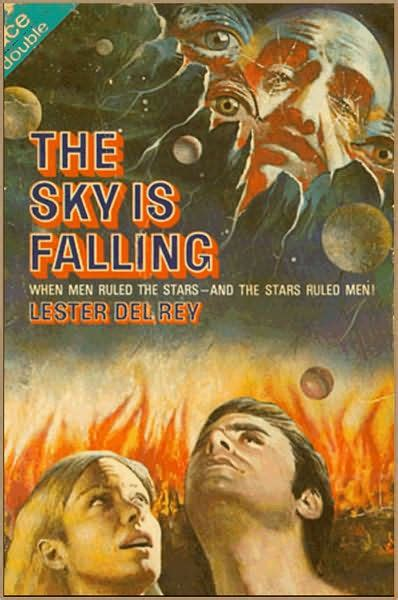 libro the sky is falling the sky is falling by lester del rey paperback barnes noble 174