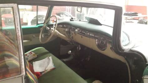 Eighty Eight Green seller of classic cars 1955 oldsmobile eighty eight