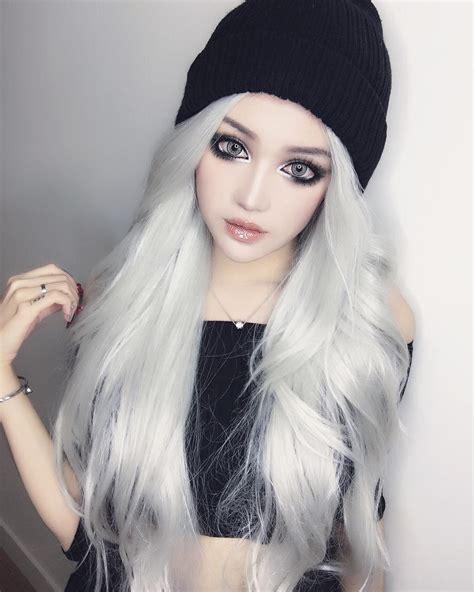 china doll hair china doll kina shen is definitely eye