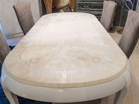 tavoli marchetti tavolo ovale con basamento a quattro gambe mm 606 di marchetti