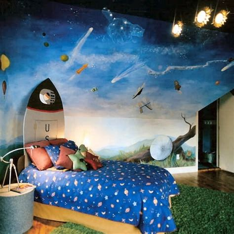 cool kids bedroom theme ideas cool boys bedroom theme with superman ideas