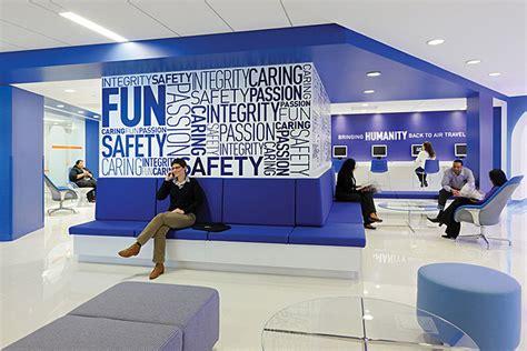 bold jet blue offices  hlw international