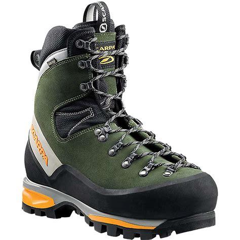 scarpa mens boots scarpa s grand dru gtx boot moosejaw