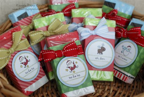 christmas kleenex stocking stuffers so many ideas so