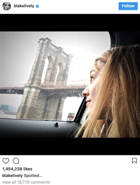 the hollywood gossip instagram blake lively on instagram the hollywood gossip