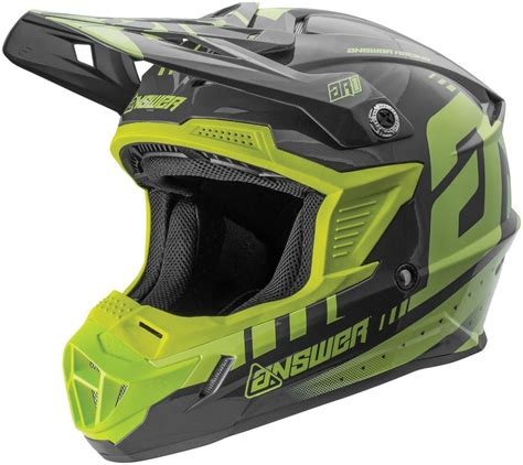 answer motocross gear 119 95 answer racing ar 1 ar1 mx helmet 1054950