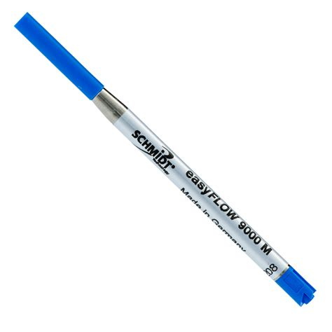 Handcrafted Pen - schmidt easy flow refill blue handcrafted pens by