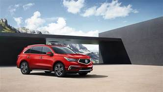 2018 acura mdx price increased by 150 187 autoguide news