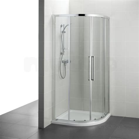 Ideal Standard Shower Doors Ideal Standard Bright Silver Kubo Shower Enclosures And