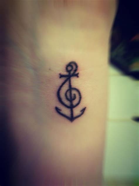 small treble clef tattoos best 25 foot ideas that you will like on