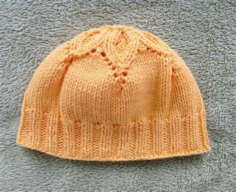 knitted hat pattern dk yarn ravelry baby flower hat pattern by ewelina murach free