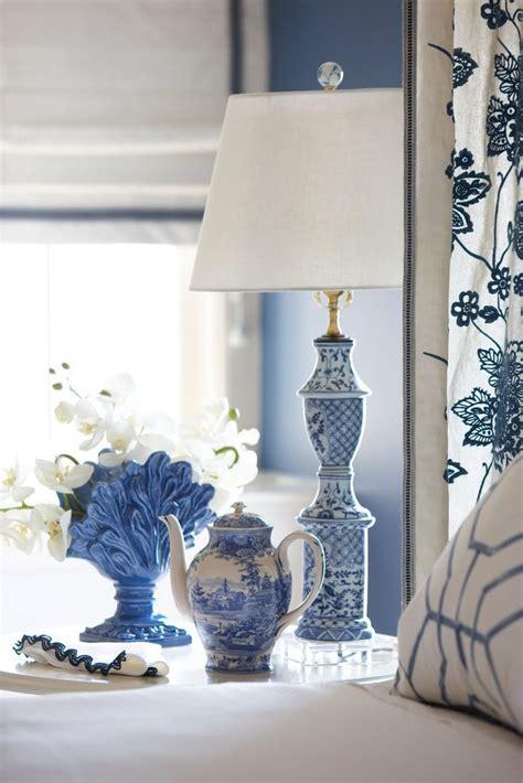 table lights for bedroom 593 best i love blue images on pinterest antique lamps 17455 | cc2024d00c94e6d60343faa75657afaa blue white bedrooms modern blue bedroom