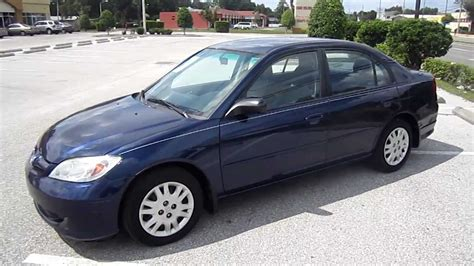 how to work on cars 2004 honda civic navigation system sold 2004 honda civic lx manual 5 speed meticulous motors inc florida for sale youtube