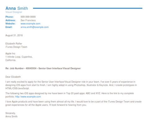 Interface Designer Cover Letter by Don T Make These 10 Cover Letter Mistakes Resumonk