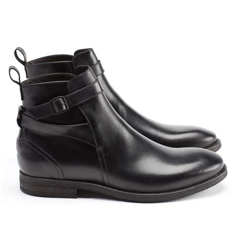 aldos boots for aldo galeotto boots in black for lyst