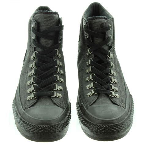 mens hiker boots converse chuck mens hiker boots in black in