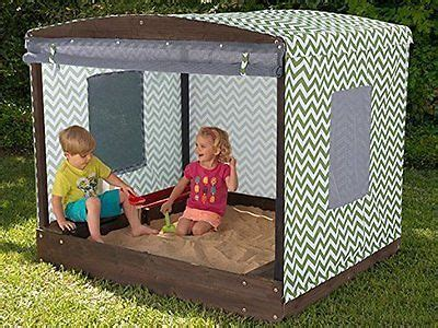 backyard play toys kids sandbox outdoor canopy backyard beach cabana yard sand box play toys cover what