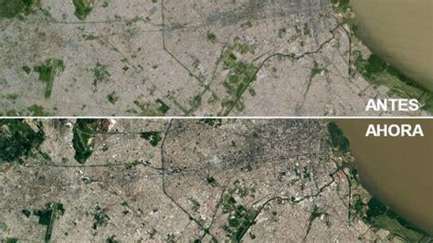 imagenes satelitales argentina landsat los nuevos detalles que se pueden ver con la actualizaci 243 n