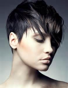 modern shaggy haircuts 2015 modern short black shaggy hairstyles for women long