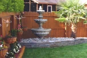 Backyard Fountains Ideas by Garden Finance Types Of Garden Fountains Garden Finance