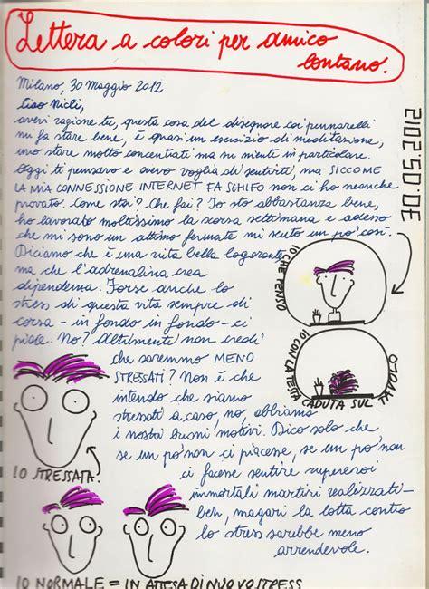 lettere a un amico lettera a colori per amico lontano chiarcos