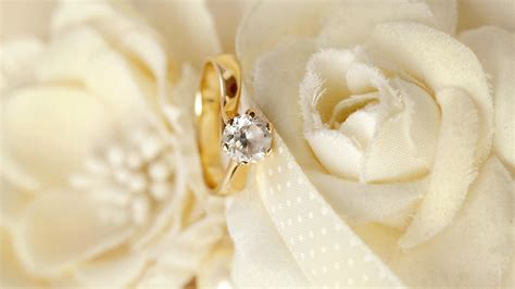 flowers wedding ring lace hd wallpapers