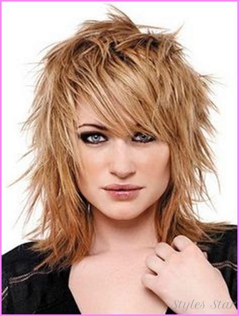 hip medium length haircuts medium length trendy haircuts stylesstar com