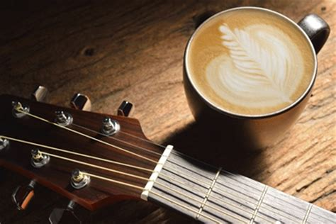 Coffee Music And Fun A Night At The Coffee House The Lodi Rage