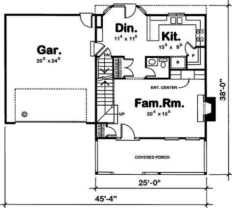 starter house plans great starter home plan 4172db 2nd floor master suite