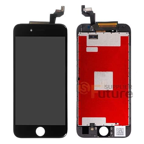 Lcd Iphone 6s Ibox apple iphone 6s plus lcd digitizer assembly with frame black