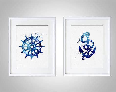 printable art set watercolor art print set of 2 modern 8x10 wall art decor