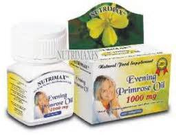 Nutrimax Evening Primrose Isi 30 Softgel nutrimax