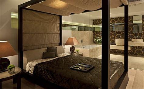 ensuite bedroom netanya penthouse in israel has amazing panoramic