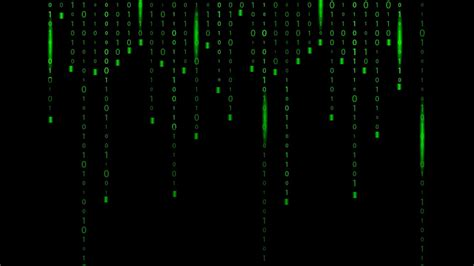 matrix green binary code background adobe illustrator