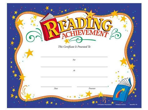 free printable star reader certificates star reading certificate template 01 professional and