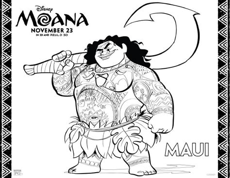 Moana Coloring Pages And Printables This Fairy Tale Life Coloring Pages Moana