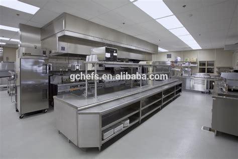 kitchen equipment design desain dapur produksi hontoh