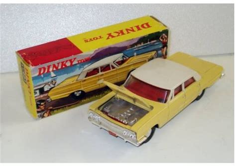 chevrolet hong kong used dinky toys hong kong chevrolet impala diecast from