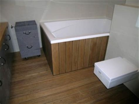 hartholz fußboden im badezimmer verlegung eines holzboden landhausdielen g 252 nstig