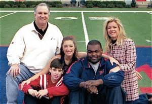 Blind Side Football Player Baltimore Ravens English Iii The Story Of Michael Oher
